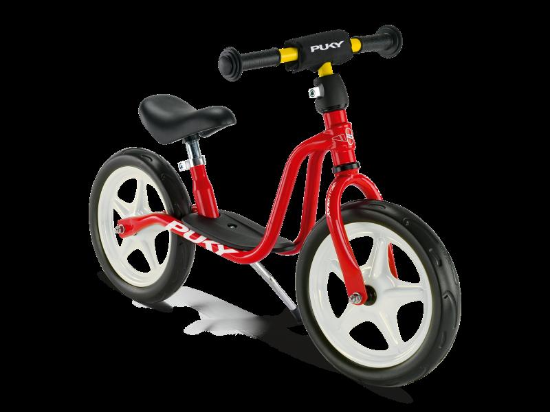 Rowerek biegowy ze stopką - LR 1