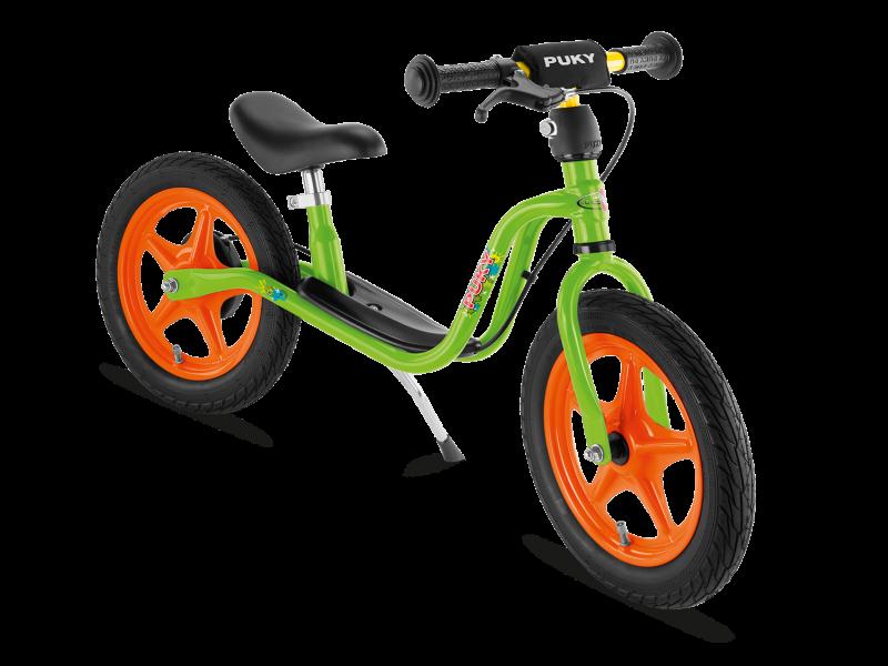 Rowerek biegowy z hamulcem - LR 1L BR