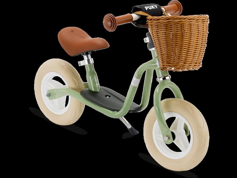 Rowerek biegowy z koszykiem - LR M CLASSIC