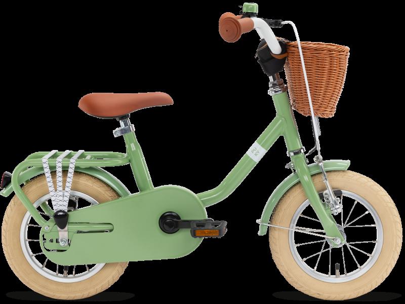 Rower dziecięcy PUKY STEEL CLASSIC 12