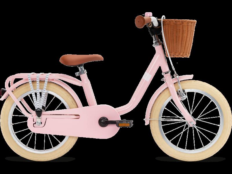 Rower dziecięcy PUKY STEEL CLASSIC 16