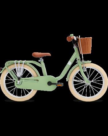 Rower dziecięcy PUKY STEEL CLASSIC 18