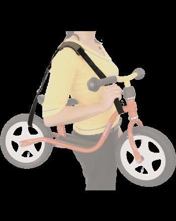 Pasek do noszenia rowerków biegowych i hulajnóg